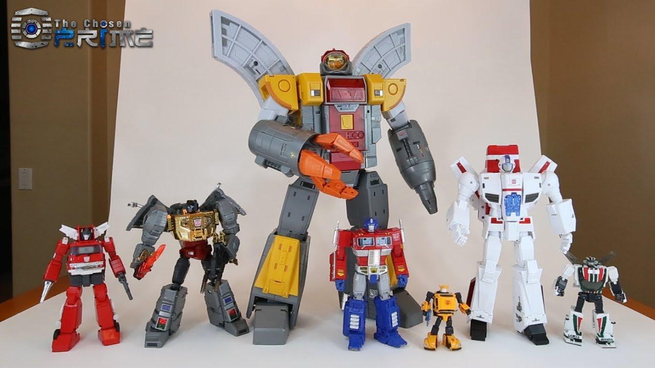 Fans Toys Ft 20 Terminus Giganticus Masterpiece Omega Supreme