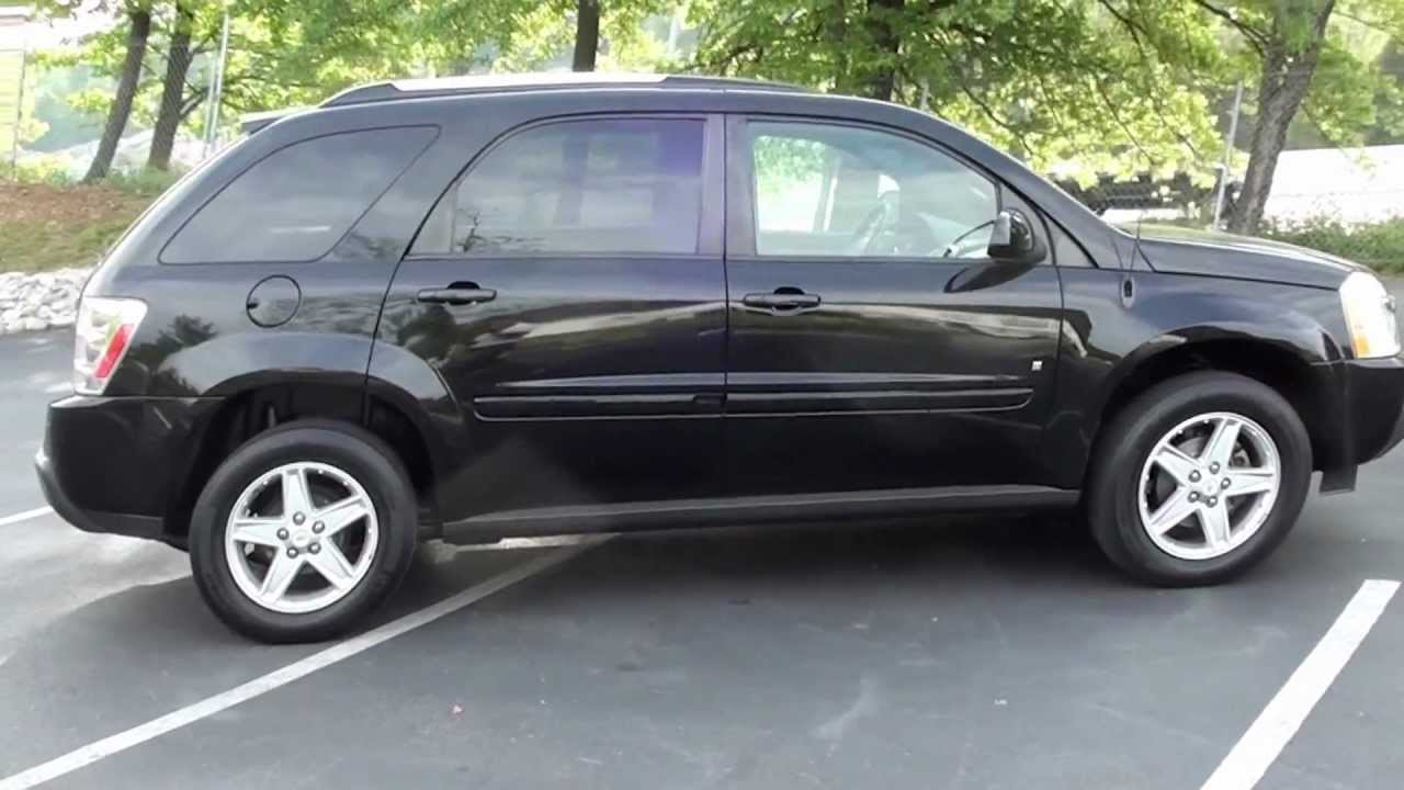 FOR SALE 2006 CHEVROLET EQUINOX LT AWD 1 OWNER STK 20817A www