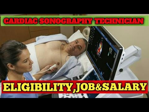 Cardiac Sonography Technician Course Details Tamil |Sonography| Eligibility,Duration,Scope,Job