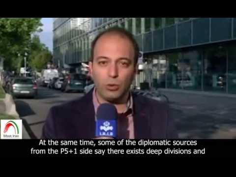 [English sub]. Nuclear negotiations, Vienna. IRIB journalist reports.