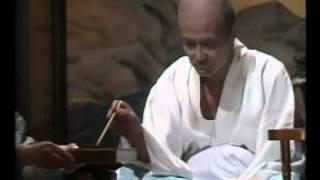 黄金の日日での緒形拳さん演ずる豊臣秀吉 終盤シーンです。 1978年 1月8...