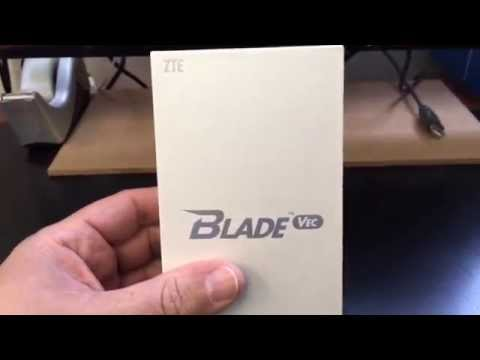 ZTE BLADE VEC DUAL SIM Unboxing Video – in Stock at www.welectronics.com