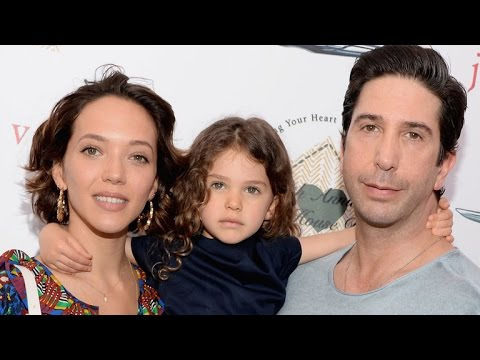 David Schwimmer Reveals His 5-Year-Old Daughter 'Loves' Beer!