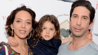 David Schwimmer Reveals His 5-Year-Old Daughter