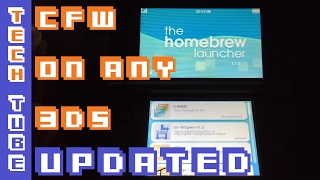 How To Install CFW On Any 3DS Up To 11.2