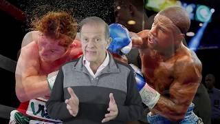 'Canelo' Álvarez no tiene nada que hacer junto a los grandes de nuestro boxeo
