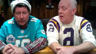 NFL week 15 2016 by Electric Football Show