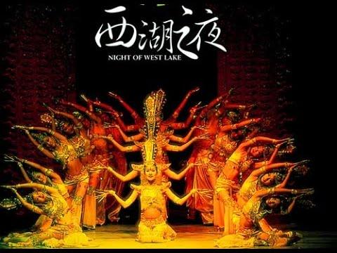 China 2015 - Night of West Lake