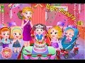 Baby Hazel Video Game - Baby Hazel Fashion Party - Baby Hazel Party Games