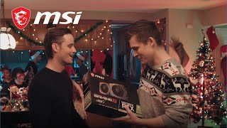 Best Gift Ever | Gaming Graphics Cards | MSI