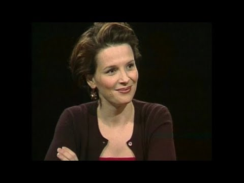 Chocolat - Interview with Juliette Binoche (2000)
