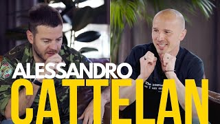 4 chiacchiere con Alessandro Cattelan