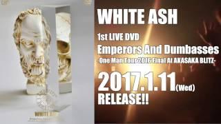 初のLIVE DVD「Emperors And Dumbasses –One Man Tour 2016 Final At AK...