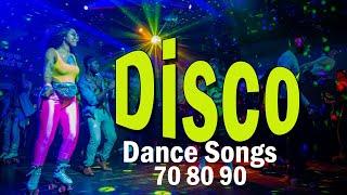 Mega Disco Dance Songs Legend   Golden Disco Greatest 70 80 90s   Eurodisco Megamix - disco music 80 90 hits remix