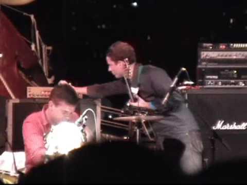 Battles @ Seaport Music Festival: August 2007