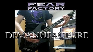 "This is Demanufacture by Fear Factory from the album ""Demanufacture..."