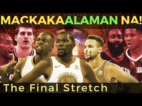 SINO ANG MAGPAPATAOB sa WARRIORS? | NBA PLAYOFFS 2019 POSSIBLE MATCHUPS thumbnail