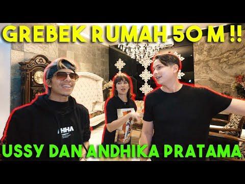 GREBEK RUMAH 50M !! USSY DAN ANDHIKA PRATAMA