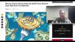 Bitcoin Classic Shuts Down