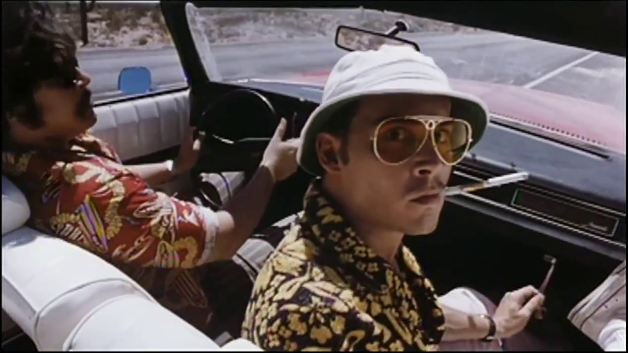 Fear And Loathing In Las Vegas Trailer