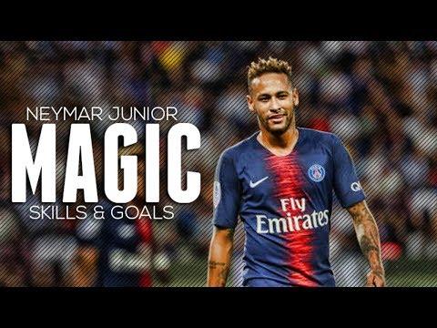 Neymar Jr ► Divinners - Falling ● Skills & Goals ● 2018 HD