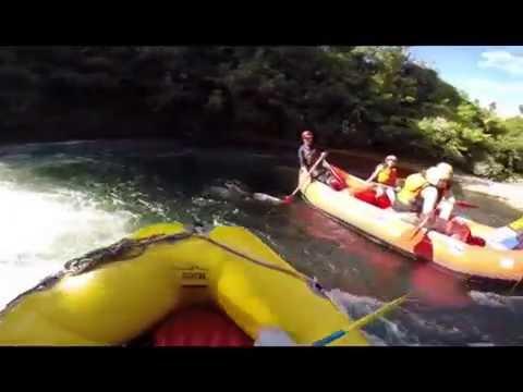 KAITUNA RIVER WHITE WATER RAFTING: New Zealand Adventure