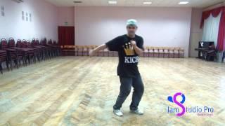 Видео урок танцев / Варианты движений урок 5 / Dance video lesson