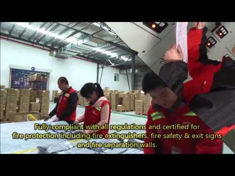 OOCL Logistics Guangzhou Logistics Centre