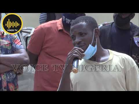 Watch: How We Snatched 2AK 47 From The Police - Armed Robbers Speaks