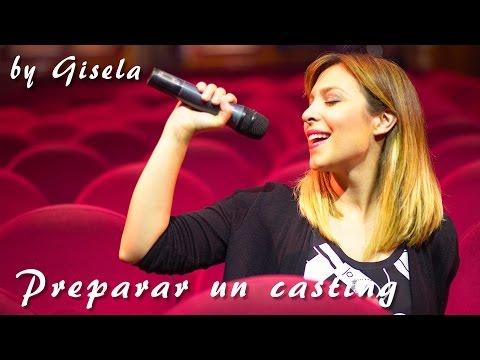 COMO PREPARAR UN CASTING By Gisela