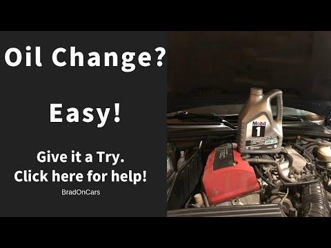 DIY Car Repair:  How to change the oil in a Honda S2000