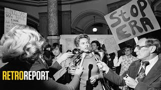 She Derailed a Fight for Equal Rights for Women | Retro Report