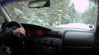 Opel Omega 3,0 V6 Sport snow fun