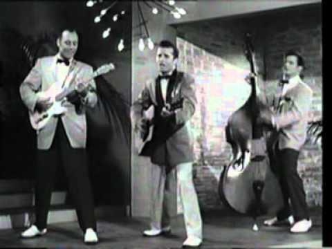 Johnny Burnette Trio - Lonesome Train