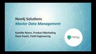 Master Data Management (MDM) with Neo4j