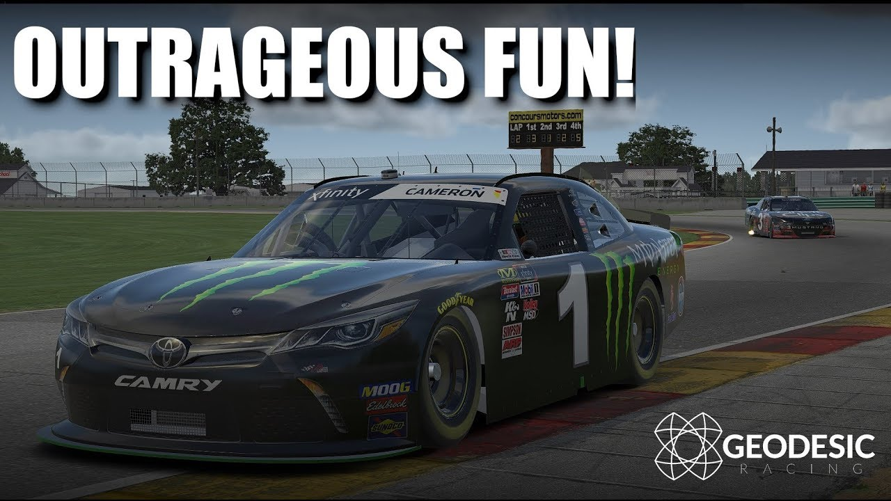 iRacing | YOU'VE GOT TO TRY THIS! | CLASS B FIXED NASCAR