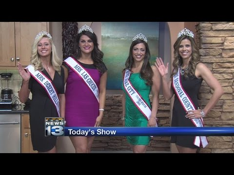 New Mexico United States Pageant comes to KRQE