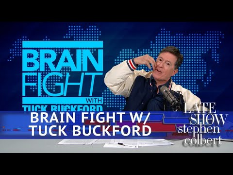 Tuck Buckford Will Not Be Silenced