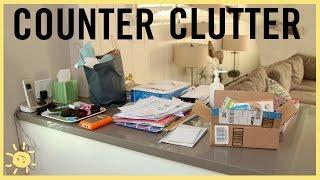 ORGANIZE   Counter Clutter! thumbnail