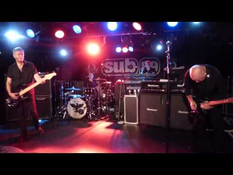 The Stranglers at Sub 89, Reading.