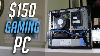 The $150 Fortnite Gaming PC!