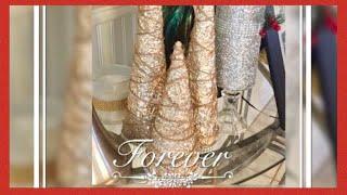 Dollar Tree DIY Home Decor Christmas Trees Ideas Creating Elegance For Less With Faithlyn 2017