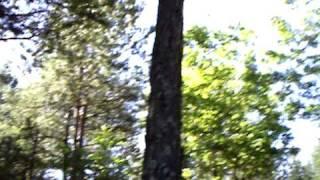 Голубые озера ч. 1(Первая моя поездка на голубые озера. Ехали вдвоем на велосипедах, за 15км. до озер поломался велосипед, был..., 2011-02-28T18:01:37.000Z)