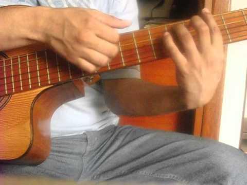 Manuel Silva - Llora Conmigo Guitarra