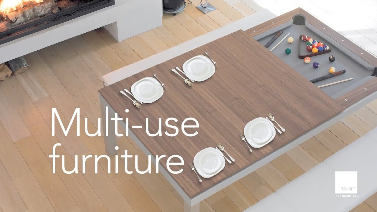 Multi Use Furniture