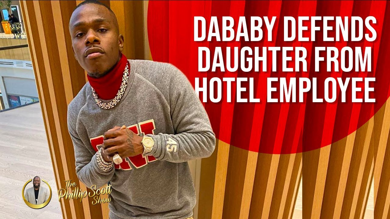 DaBaby Says He Was Protecting His Daughter's Safety From Hotel Worker Posting Video To Snapchat