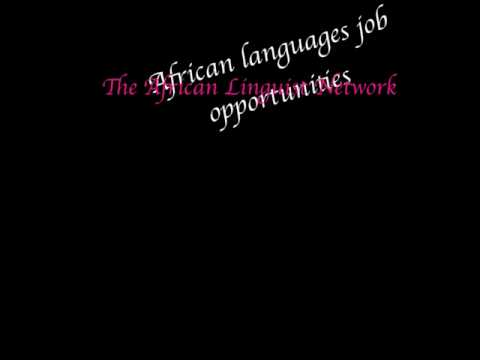 The African linguist network