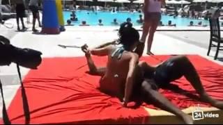 Конкурс лопни шарик
