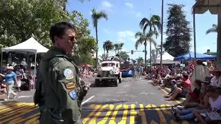 Top Gun Maverick Coronado Parade