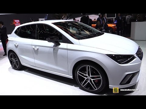 2017 Seat Ibiza - Exterior and Interior Walkaround - Debut at 2017 Geneva Motor Show